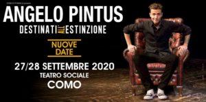 Angelo Pintus | Como @ Teatro Sociale di Como | Como | Lombardia | Italia