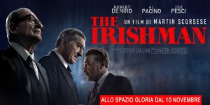 The Irishman di Martin Scorsese - In esclusiva al Cinema Gloria! @ Circolo Arci Xanadù