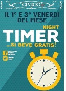 TIMER @ Civico XV Como