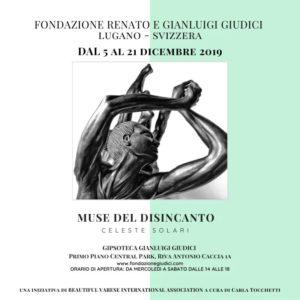 Inaugurazione // Muse del disincanto // Celeste Solari @ Gipsoteca Gianluigi Giudici