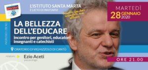La bellezza dell'educare @ Istituto Santa Marta - Vighizzolo di Cantù