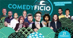 Comedyficio #4 @ Teatro San Teodoro