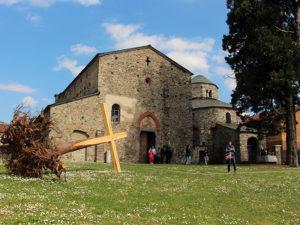Gli affreschi di Galliano @ Basilica di Galliano