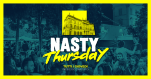 Parco Tittoni : Nasty Thursdayr @ Parco Tittoni
