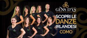 Como - Danze Irlandesi @ Tballet Como